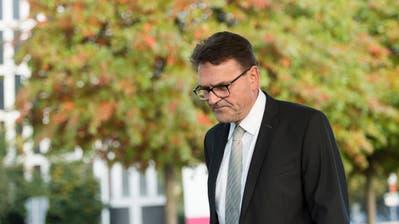 Hat die Luzerner Staatsanwaltschaft in Beat Villigers Fall alles richtig gemacht? Das prüfen nun zwei externe Experten. (Bild: Urs Flüeler/Keystone; 7.Oktober 2018)