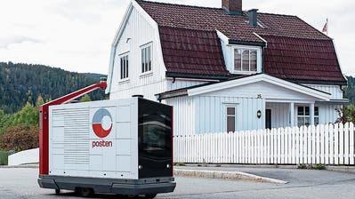 Robo-Pöstler für die Norweger