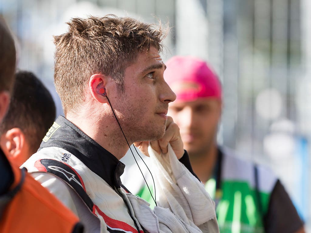 Edoardo Mortara fährt in der Formel E unter Schweizer Flagge (Bild: KEYSTONE/CYRIL ZINGARO)