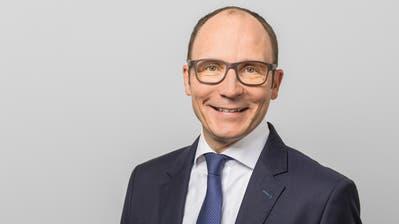 Nachfolger von Heinz Huber: Thomas Koller. (Bild: PD)