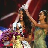 Die neue «Miss Universe»kommt von den Philippinen –Applaus auch für Transfrau