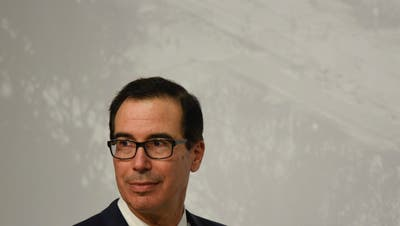 US-Finanzminister hofft auf Annäherung im Handelsstreit mit China