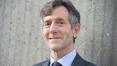 Bernhard Ehrenzeller, Professor für Öffentliches Recht an der HSG.(Bild: Eveline Beerkircher)