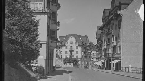 Die Bilder von Heinrich Bauer geben Einblick in die Vergangenheit Herisaus. (Bild:Staatsarchiv Appenzell Ausserrhoden, Fotoarchiv Heinrich Bauer