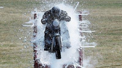 «Mein Bild»: Dieser indische Biker lässt es röhren