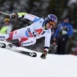 Zweites Weltcuprennen, erste Weltcuppunkte: Der Wiler Cédric Noger preschte im österreichischen Saalbach -Hinterglemm in die Top 20 vor. (Bild: Marco Tacca)