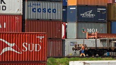 Schweizer Exporte erneut auf Höchststand
