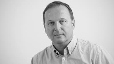 Daniel Wirth, Leiter der «Tagblatt»-Stadtredaktion. (Bild: Ralph Ribi)