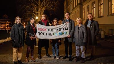 St.Galler Kantischüler streiken fürs Klima