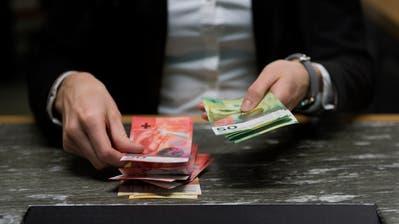 Die Schweizer Wirtschaft hat eine gute Entwicklung in den wichtigsten Exportmächten durchlebt. (Symbolbild: Corinne Glanzmann)