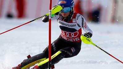 Mikaela Shiffrin siegt zum 50. Mal im Weltcup