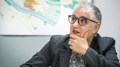 Blick nach vorne: Gemeindepräsidentin Elisabeth Engel stellt sich für eine weitere Legislatur zur Wahl. (Bild: Andrea Stalder)