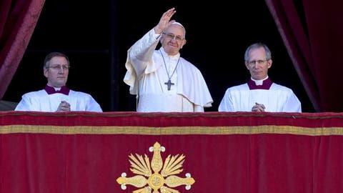 Der Papst sieht in der Verschiedenheit der Menschen Reichtum