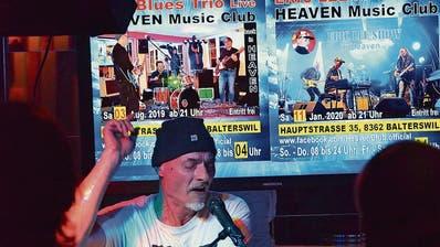 Ein dreistündiger Stromschlag im Heaven-Music-Club in Balterswil