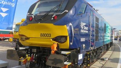 Stadlers Eurodual-Lokomotive, die als Vorbild dient der nun georderten zehntrimodalenLokomotiven für die britische Rail Operations. (Bild: PD)