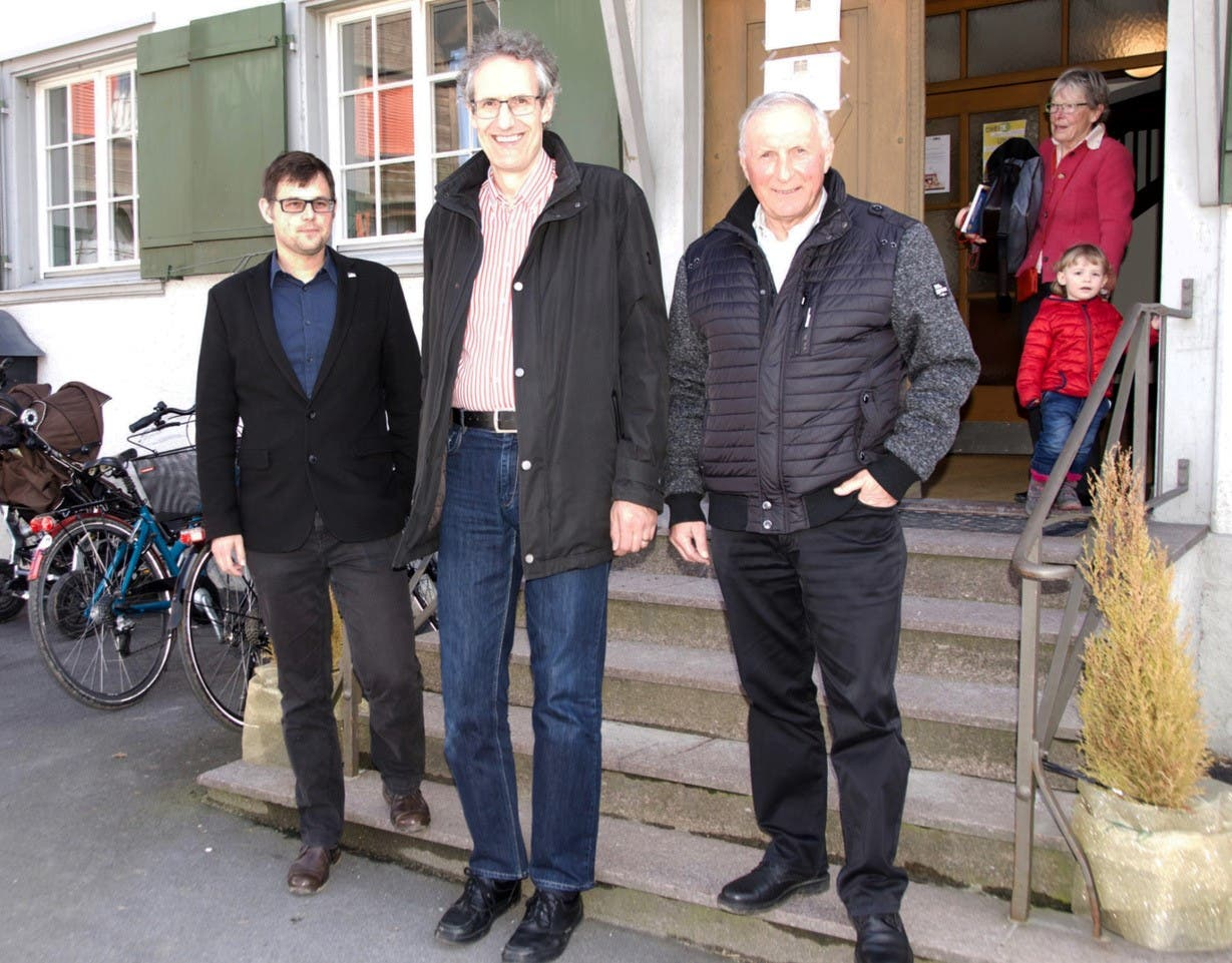1. April: Vor 100 Jahren wurde die SP-Sektion Sennwald gegründet. Das Jubiläum wird mit illustren Gästen im damaligen Gründungsdorf Salez gefeiert. (Bild: Heidy Beyeler)