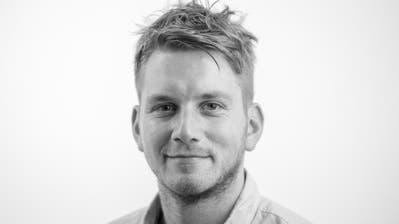 Bundeshausredaktor Tobias Bär