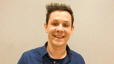 Simon Frey, Kandidat der EVP für den Aadorfer Gemeinderat. (Bild: Kurt Lichtensteiger)
