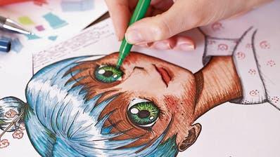 OhO beschenkt 16-jährige Rheintalerin: Bald zeichnet sie noch besser