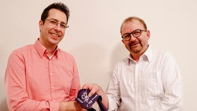 Markus Kaiser übernimmt von Markus Bauer. (Bild: PD)
