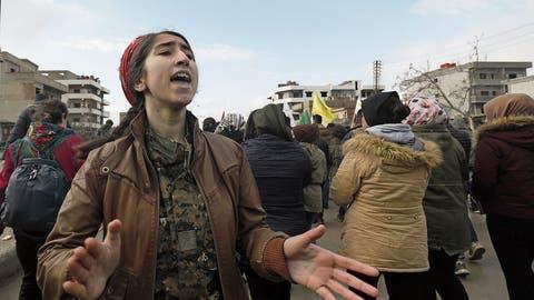 Syrien: Assad als kleineres Übel
