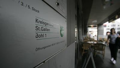 Das Kreisgericht St.Gallen wird die vier Urteile später bekanntgeben. (Bild: Keystone)