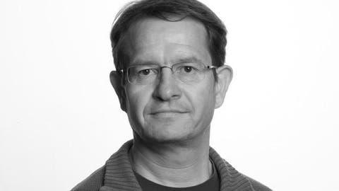Politreporter Lukas Nussbaumer