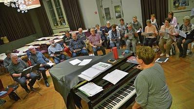 Der Chor Wyfelde startet das erste Projekt nach dem Zusammenschluss
