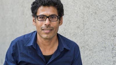 Wäre im Rückblick lieber Bauer gewesen als Schriftsteller: Usama Al Shahmani. (Bild: AyseYavas)