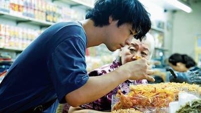 Masato geht mit Nudelsuppe durchs Leben