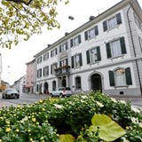 Das Frauenfelder Rathaus. (Bild: Donato Caspari)