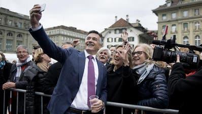 Das sind die Reaktionen der Zentralschweizer Politiker auf die Bundesratswahlen
