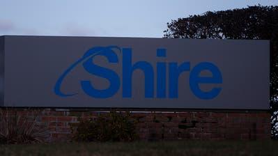 Der US-Hauptsitz von Shire in Lexington, Massachusetts (Bild: CJ Gunther/EPA, 4. Dezember 2018)