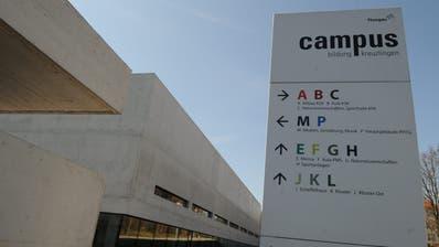Campus der Pädagogischen Hochschule in Kreuzlingen. (Bild: Nana do Carmo)