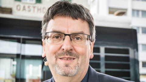 Peter Füglistaler, Direktor des Bundesamtes für Verkehr. (Bild: Andrea Stalder)