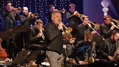 Mit der Big Band Zug kommt Weihnachtsstimmung auf