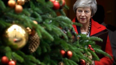 Die Brexit-Abstimmung im Londonder Parlament wird nicht verschoben