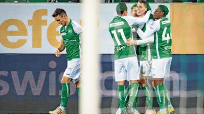 Der wilde Abend des FC St.Gallen – Sierro und Wiss unter den grossen Gewinnern des Spiels gegen Xamax