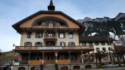 ENTLEBUCH: Kurhaus Flühli ist verkauft