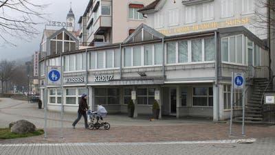 FLÜELEN: Weisses Kreuz verschwindet aus Hotellandschaft