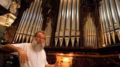 ANERKENNUNGSPREIS: Horw zeichnet den Organisten der Luzerner Hofkirche aus