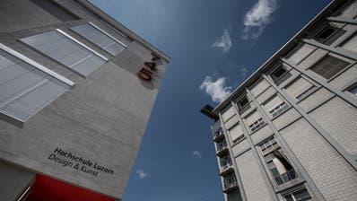 Bau 745, die neue Kunsthochschule