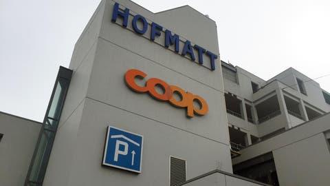EBIKON: Coop sucht einen Untermieter in der Hofmatt