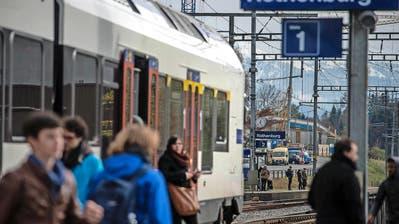 BAHNHOF: Rothenburg kämpft für mehr Komfort