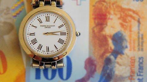 STADT LUZERN: Ware wird mit Zeit bezahlt