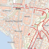 KANTON ZUG: Der Stadttunnel verschwindet aus den Planungswerken