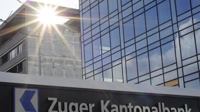 ZUG: Kantonalbank: Darum hält die Zuger Regierung an den Streitpunkten fest