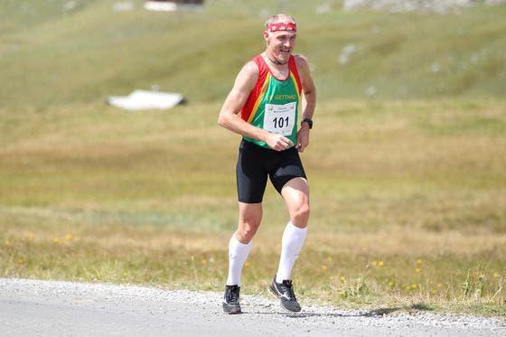Pius Schumacher aus Sursee - 3. Platz. (Bild: Roger Zbinden/Neue LZ)