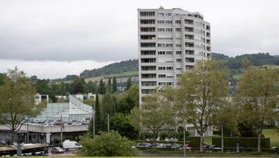 LUZERN: Schönbühl-Hochhaus: Alle Mieter müssen ausziehen