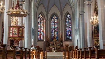 GROSSWANGEN: Sturz eines Heiligen – und eine Plage
